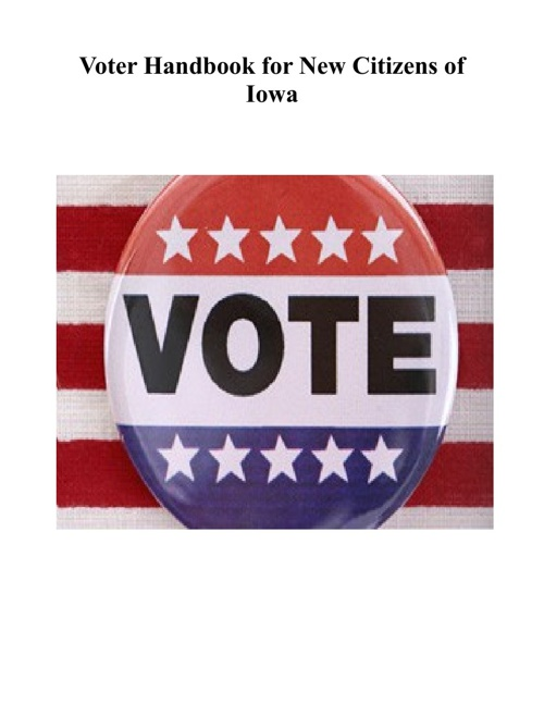 Iowa Voting Rights Handbook