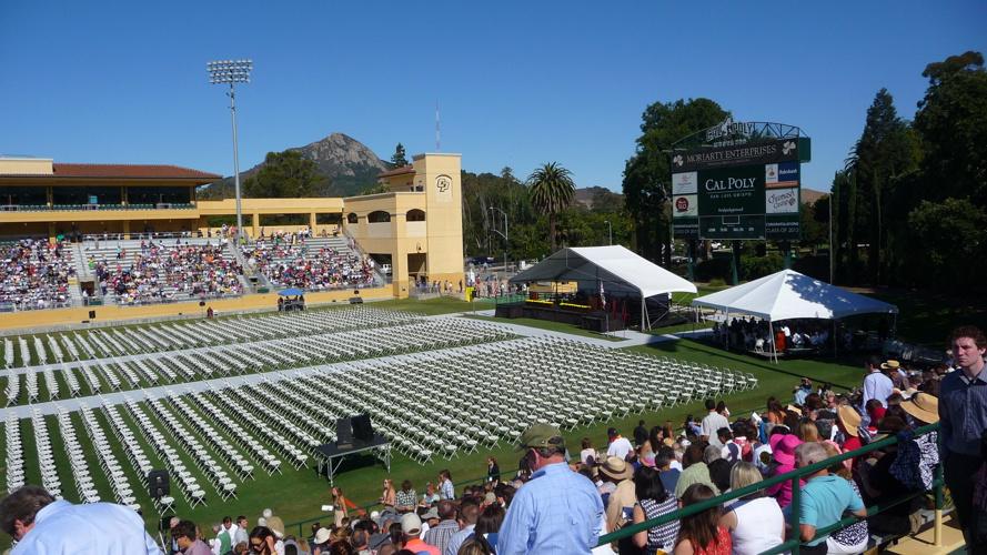 Aaron's Graduation