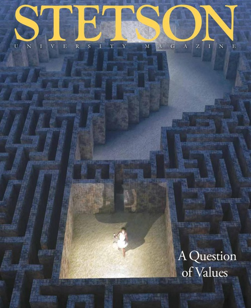Stetson Magazine, Vol. 30, Iss. 2
