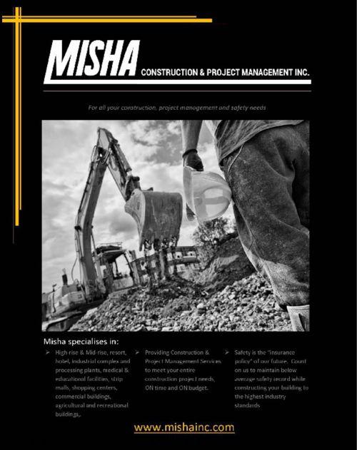 Misha Construction & Project Management Inc.