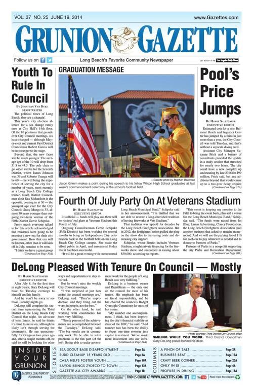 Grunion Gazette 6-19-14