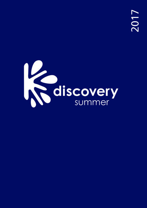 Discovery Summer Brochure 2017