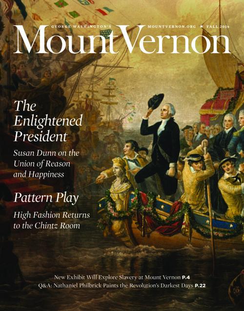 Mount Vernon Magazine - Fall2016