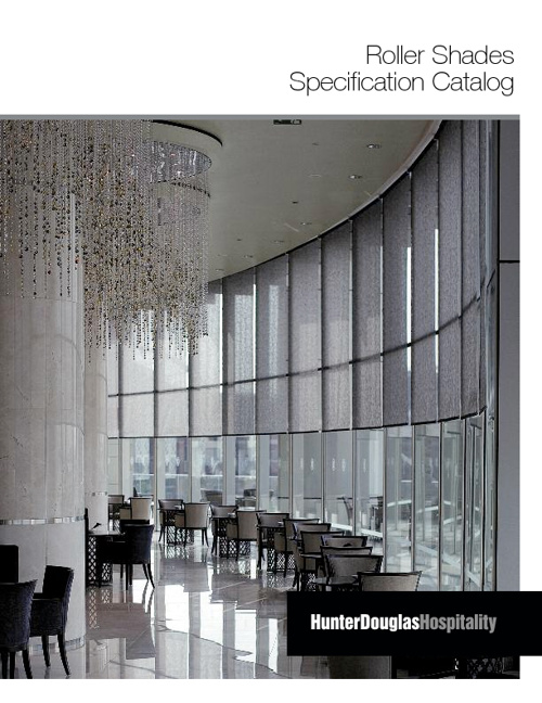 Roller Shades Specifications