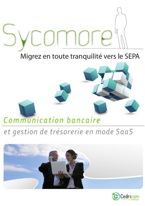 Plaquette commerciale Sycomore