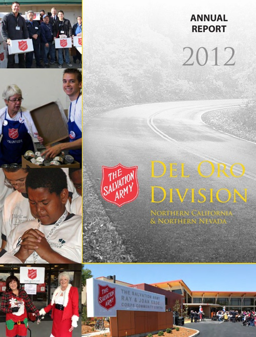 Del Oro Annual Report 2012