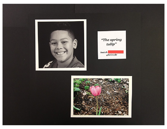 4th Grade Photography Project