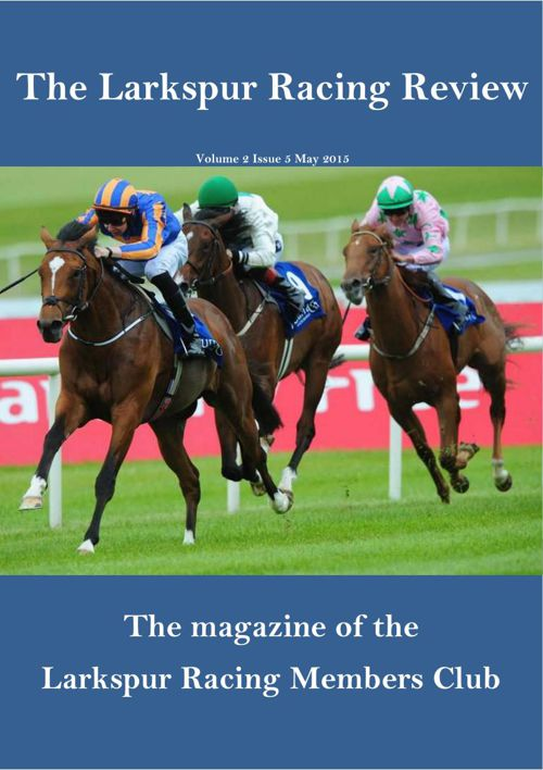 Larkspur Racing Review May 2015