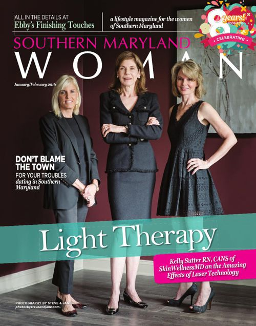 Southern Maryland Woman magazine - January/February 2016
