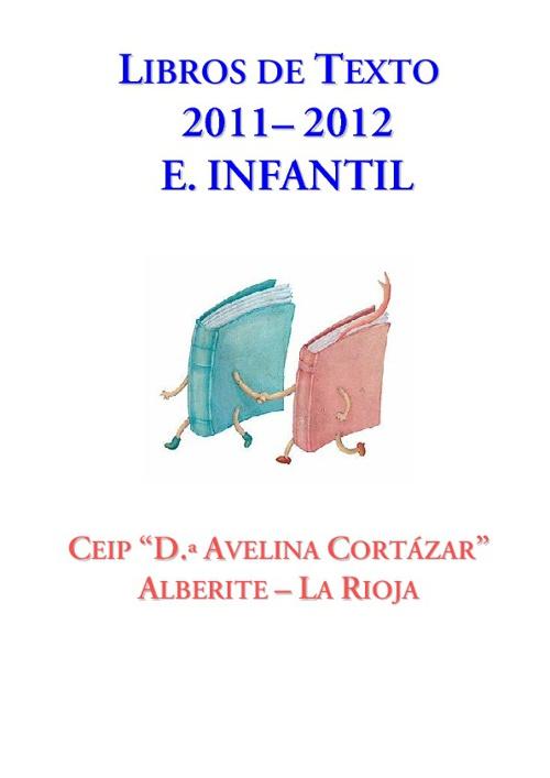 LIBROS DE TEXTO 11-12