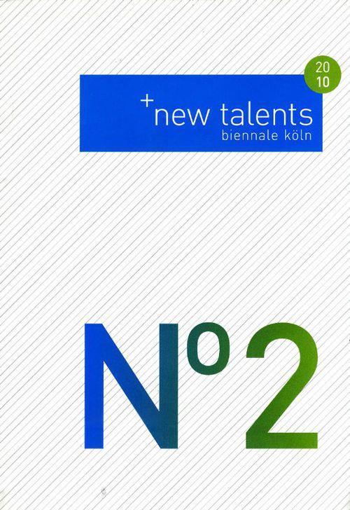New Talents Catalogue PDF