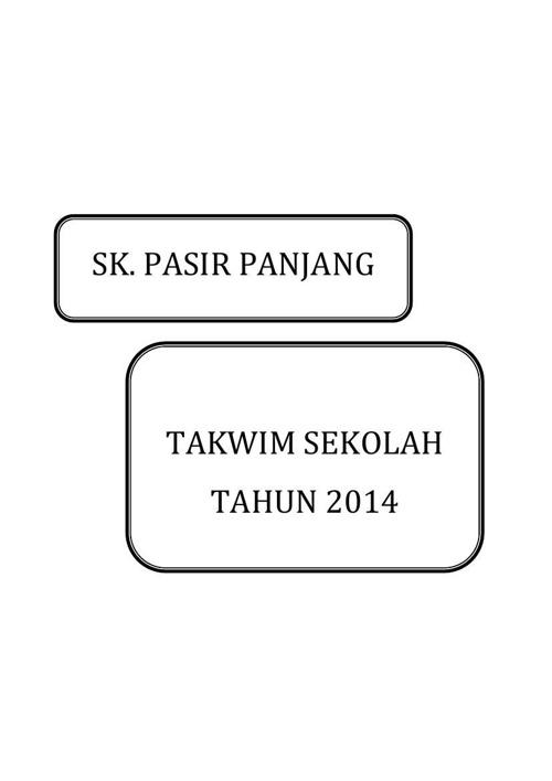 TAKWIM 2014 SKPP