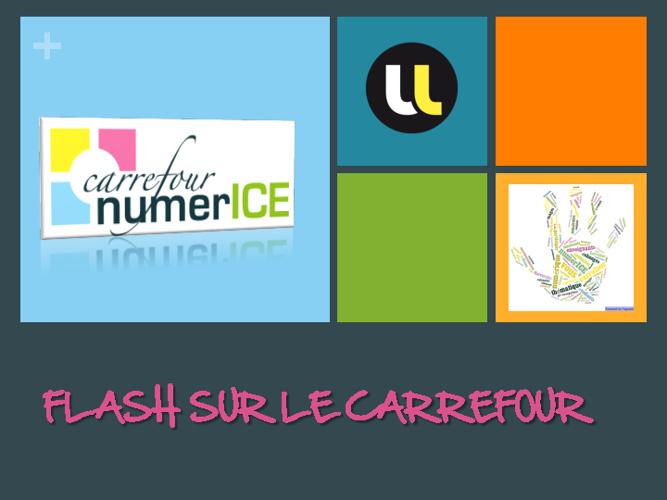 Retour en images sur les moments forts du Carrefour numerICE