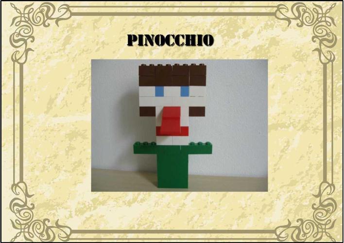 Pinocchio Stefania