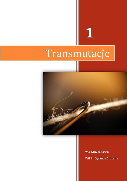Podręcznik do transmutacji - zakres rozszerzony