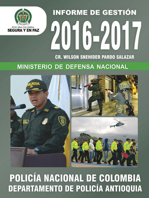 Gestion 2016 - 2017