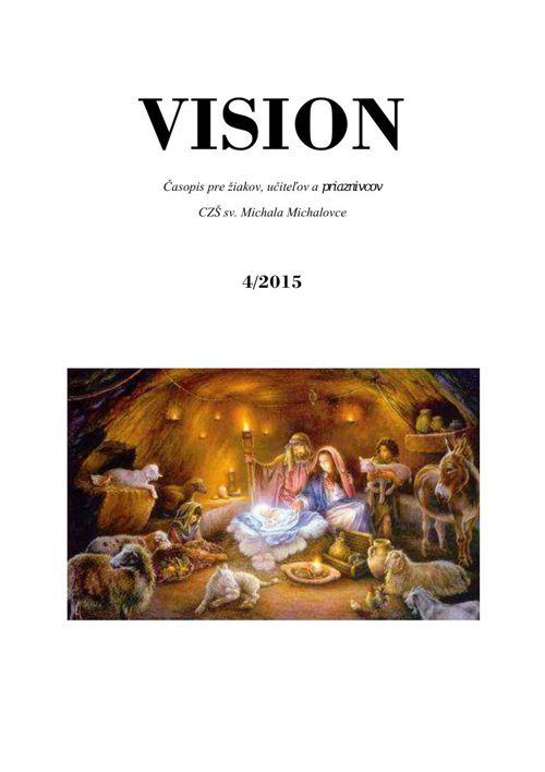 VISION  - 4/2015