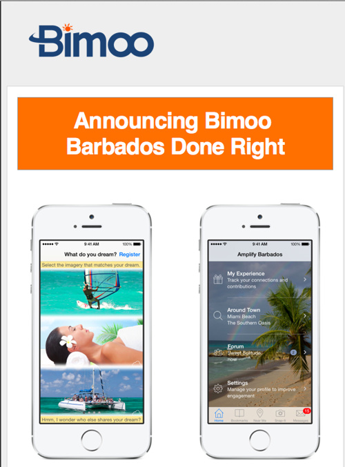 The Bimoo App