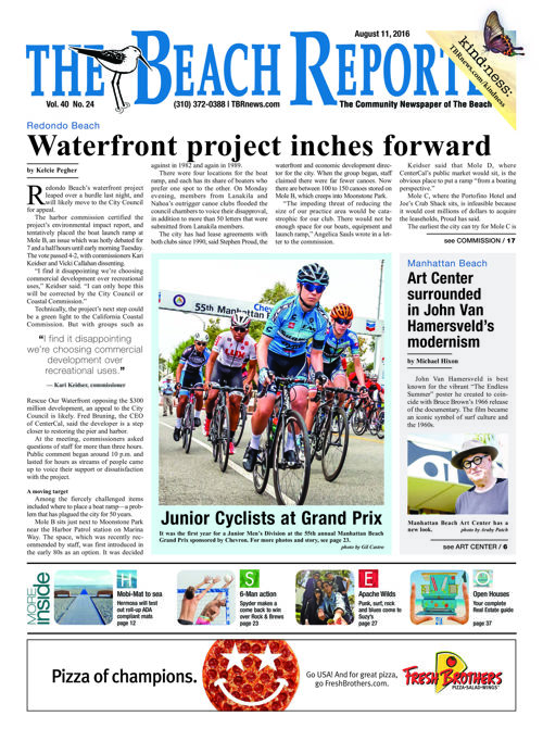 The Beach Reporter | August 11, 2016