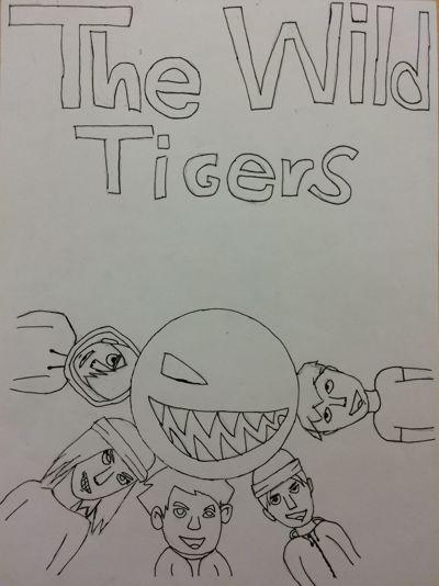 The Wild Tigers - Anton Eriksson