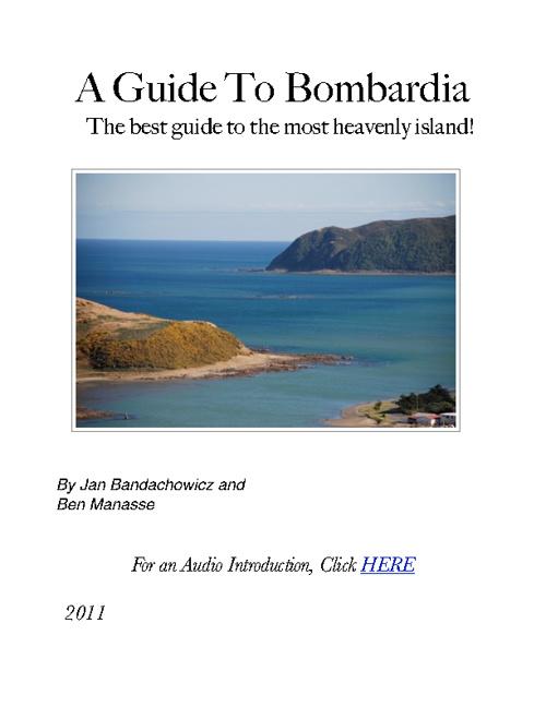 A Virtual Guide to Bombardia