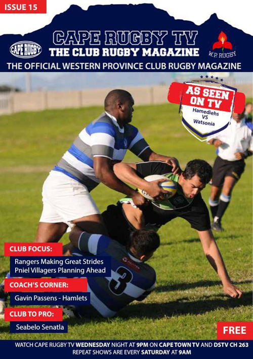 Cape Rugby TV ISSUE 15