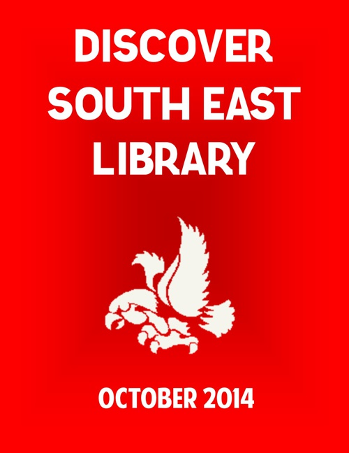Discover South East Library - October 2014 Newsletter