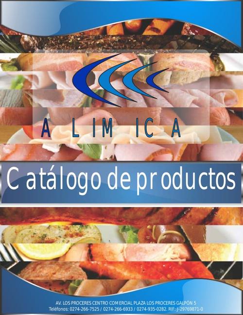ALIMICA web