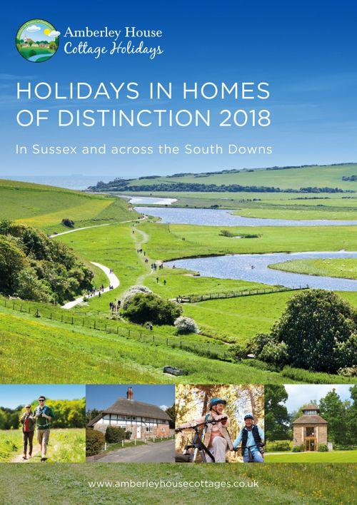 Amberley House Cottage Holidays 2018