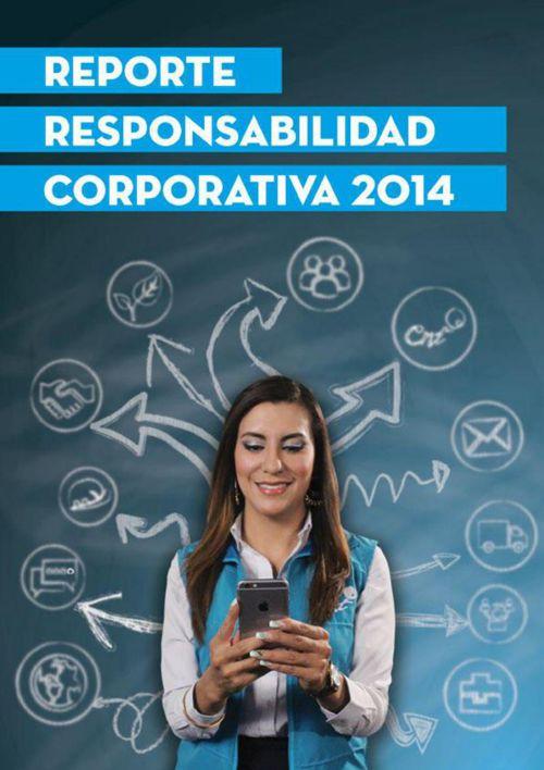 Reporte de Responsabilidad Corporativa 2014