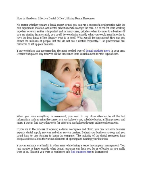 continuing eductaion dentists