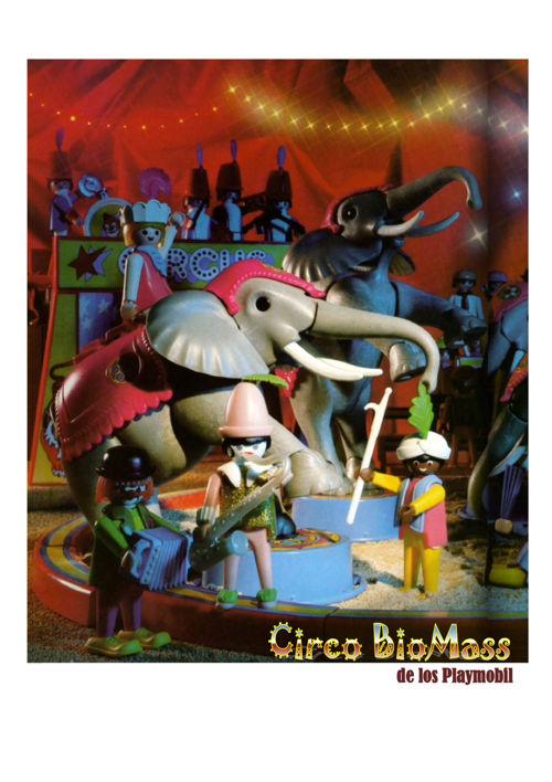 Bio_Mass Playmobil 2016