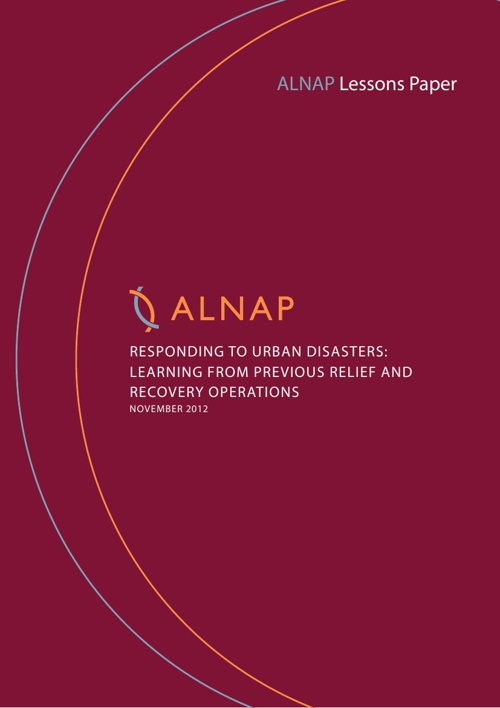 Responding to Urban Disasters