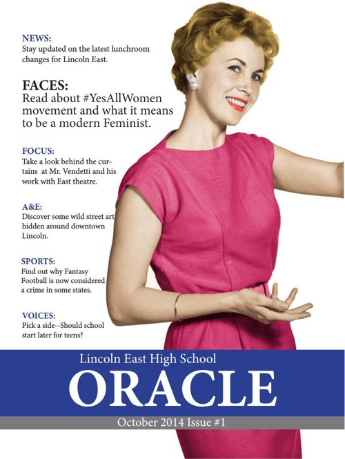 The Oracle 2014 Issue 1