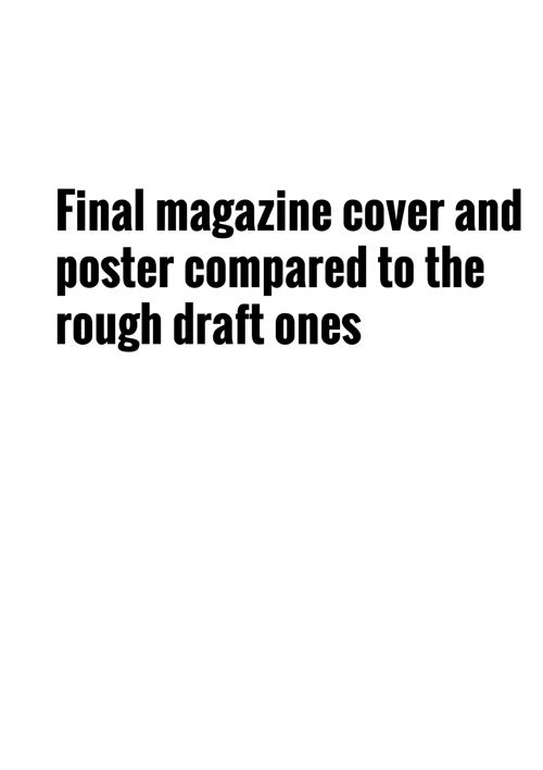 horror magazine