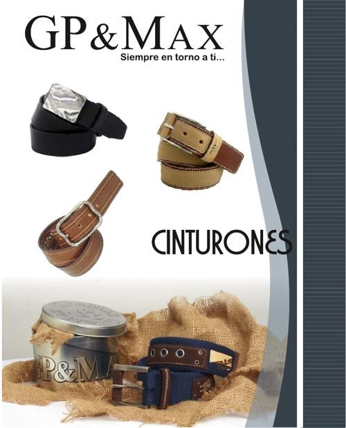 Catálogo Correas GP&Max