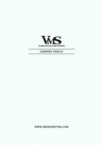 Copy of VMS profile