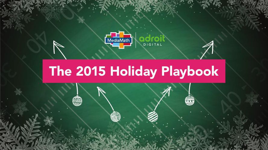 The 2015 Holiday Playbook Ebook