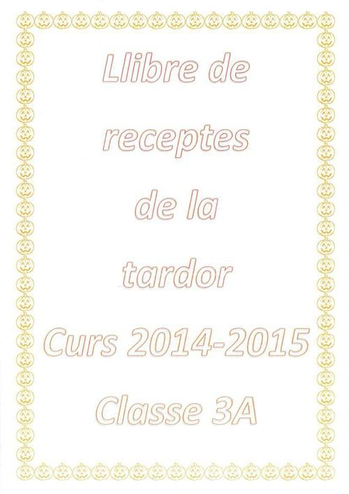 Receptes 3A