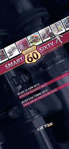 Smart Sixty Roadshow en Wallonie