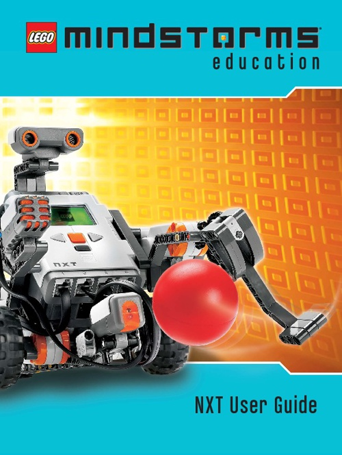 Lego NXT Mindstorms Robot Guide