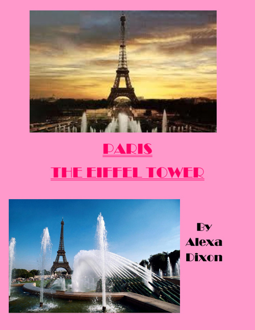Eiffel Tower --- Alexa Dixon