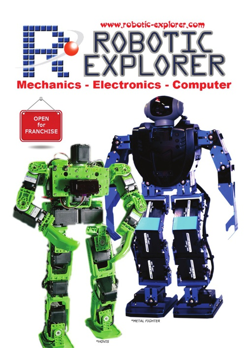 Robotic Explorer