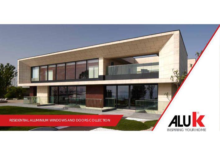 AluK Brochure - Inspire