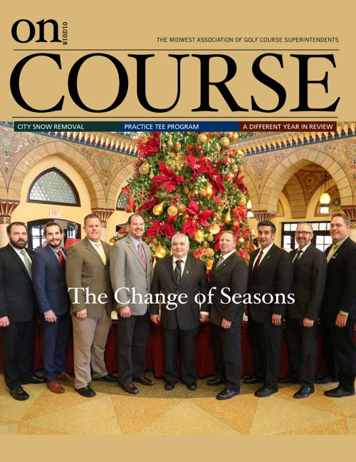 On Course January 2018