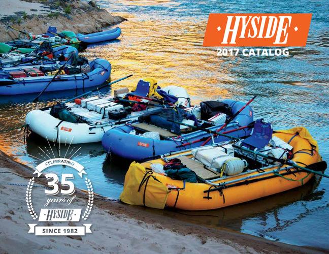 HYSIDE 2017 Catalog