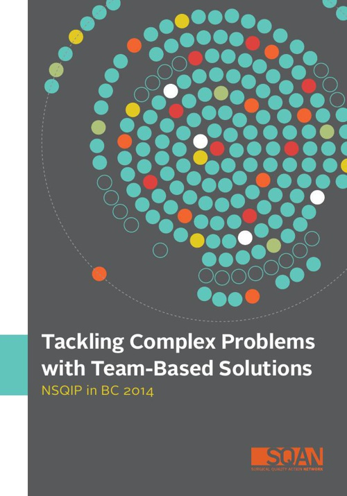 Tackling Complex Problems with Team-Based Solutions: NSQIP in BC