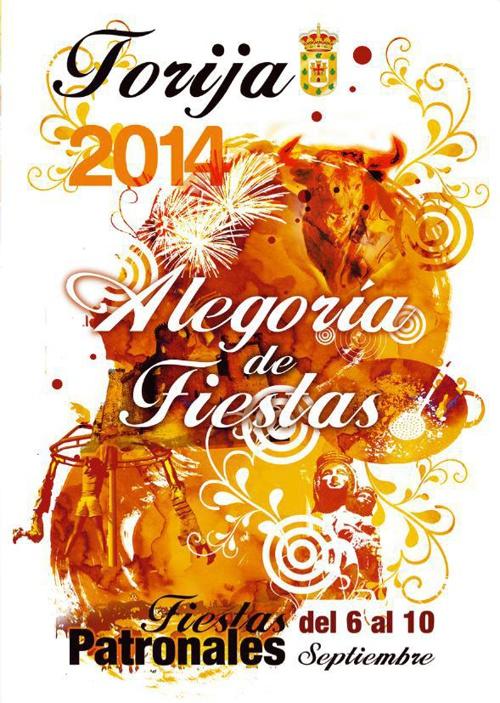 Programa de Fiestas Torija 2014