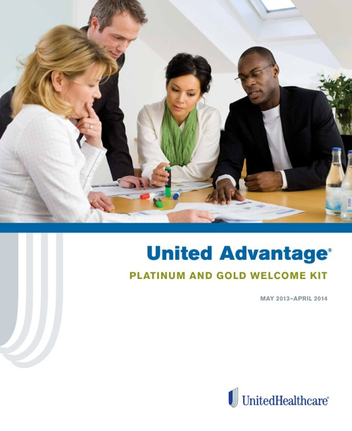 United Advantage Welcome Kit 2013