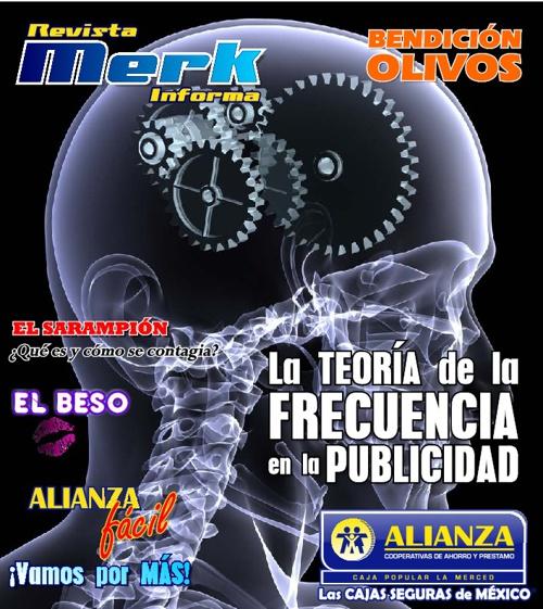 REVISTA MERK INFORMA AGOSTO-SEPTIEMBRE 2011